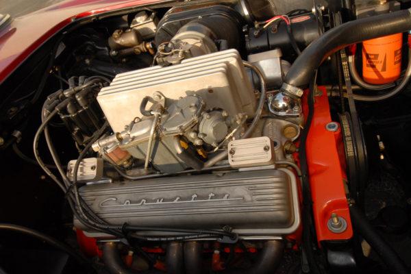 Shelby Scaglietti Corvette 5