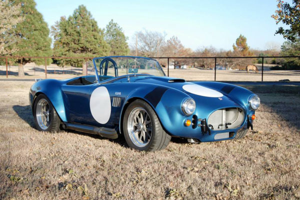 Shell Valley Cobra Replica 2