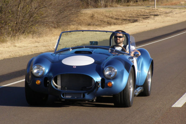 Shell Valley Cobra Replica 3