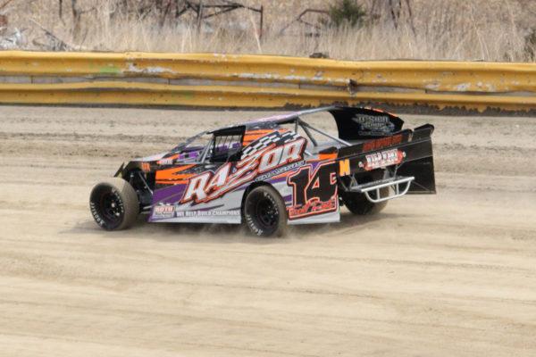 Shell Valley Imca Dirt Track Razor 5