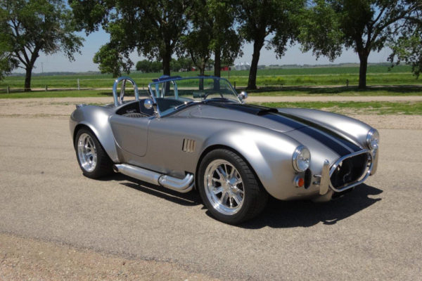 Shell Valley Shelby Cobra Replica 5
