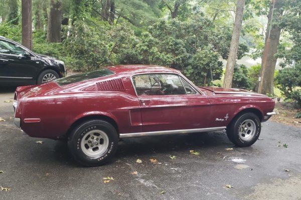 Side Oiler Mustang13