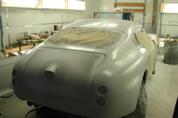 Simpson Design Miata Based Aston Martin Db4 Gt 11
