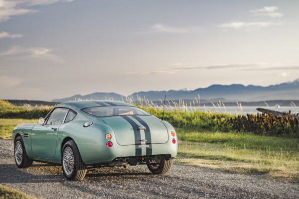 Simpson Design Miata Based Aston Martin Db4 Gt 15