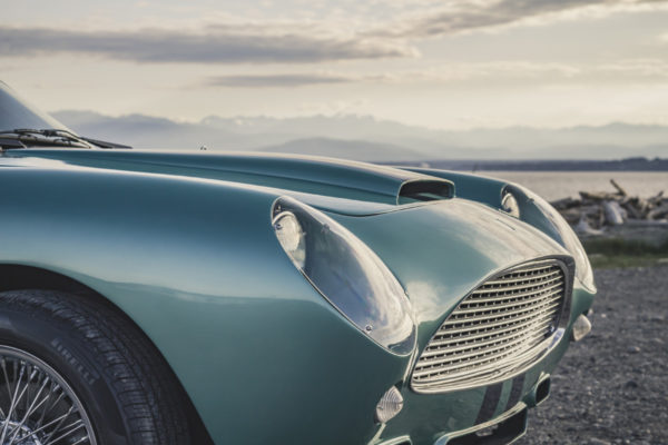 Simpson Design Miata Based Aston Martin Db4 Gt 17