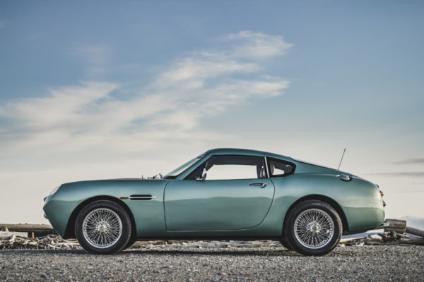 Simpson Design Miata Based Aston Martin Db4 Gt 2