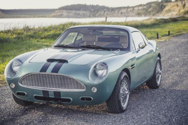 Simpson Design Miata Based Aston Martin Db4 Gt 21