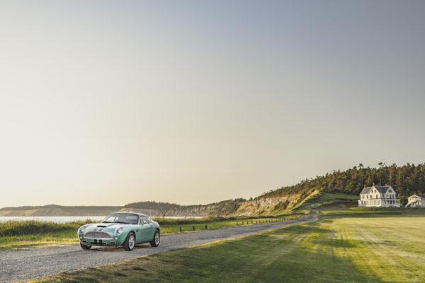 Simpson Design Miata Based Aston Martin Db4 Gt 23