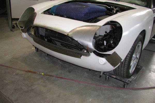 Simpson Design Miata Based Aston Martin Db4 Gt 5