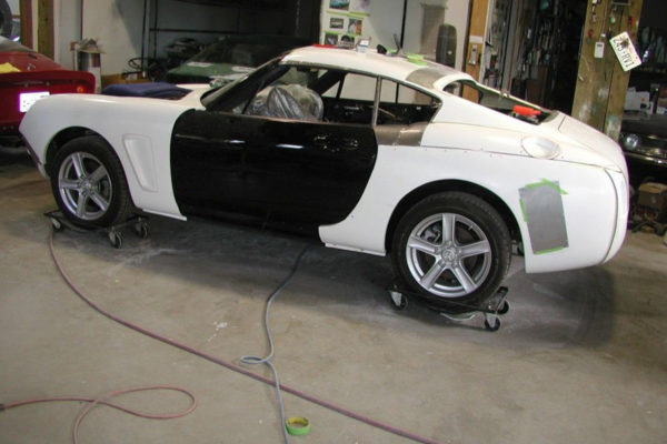 Simpson Design Miata Based Aston Martin Db4 Gt 6