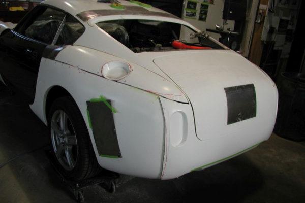 Simpson Design Miata Based Aston Martin Db4 Gt 7