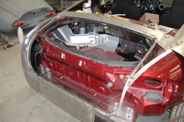 Simpson Design Miata Based Aston Martin Db4 Gt 9