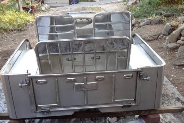 Stainless Jeep 4