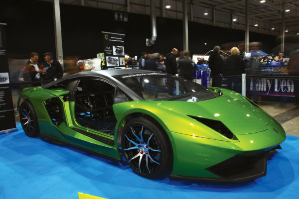 While it's still early days for the Tritium from Finland, the specification looks promising with carbon fiber bodywork.