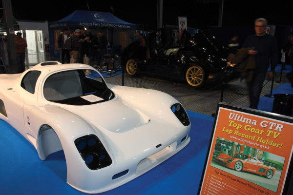 The UK's answer to the supercar in component form is the Chevy-powered Ultima.