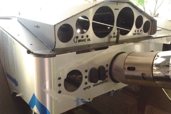 Strickland Racing Aluminum Composite Chupacabra Supercar 13