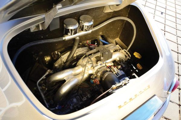 Subaru Speedster D5