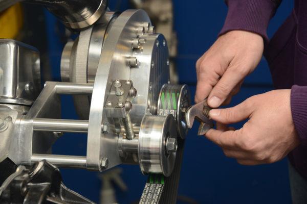 Supercharging Power Adder Process 10