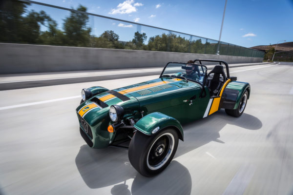 Superformance Caterham 620 R 2