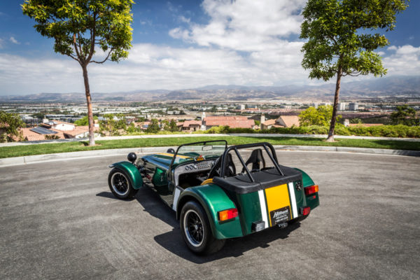 Superformance Caterham 620 R 8