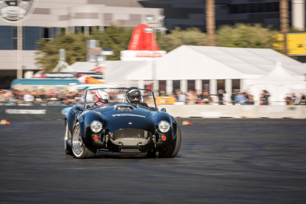 Superformance Cobra Drifting 1