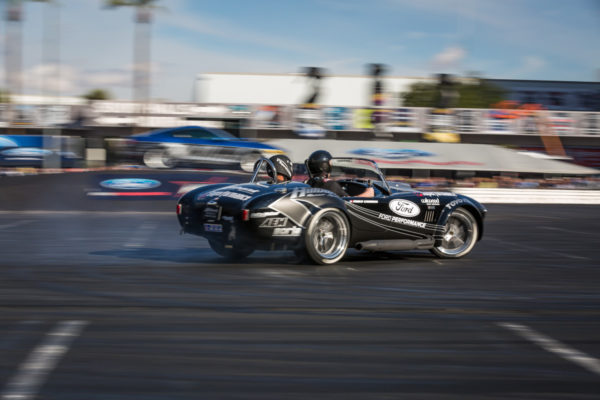 Superformance Cobra Drifting 7