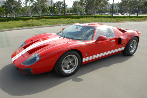 Superformance Gt40 Mk1 1