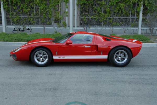 Superformance Gt40 Mk1 13