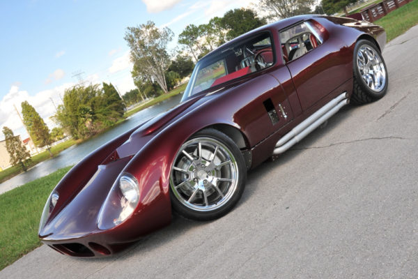 Superior Custom Daytona Coupe Replica 7