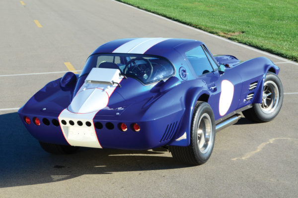 Superperformance 1963 Corvette Grand Sport Replica 22