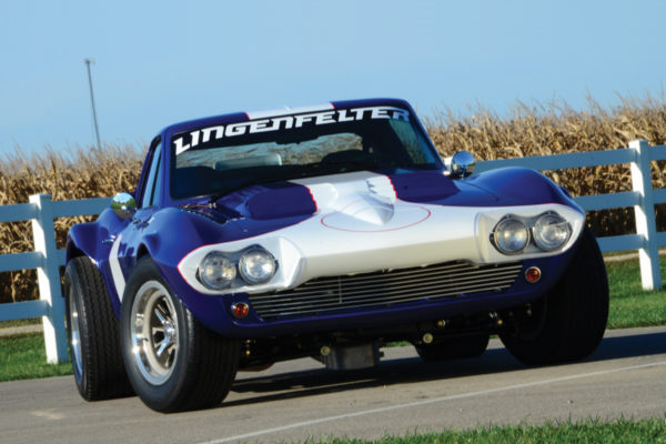 Superperformance 1963 Corvette Grand Sport Replica 28