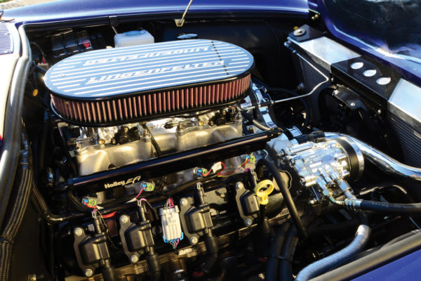 Superperformance 1963 Corvette Grand Sport Replica 7