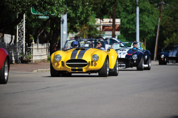 Texas Cobra Club C5