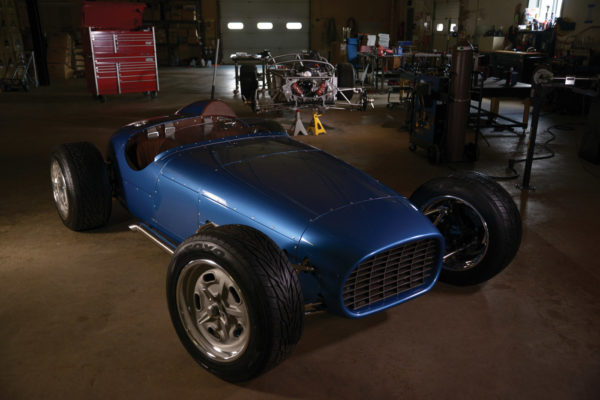 Troy Indy Special B49