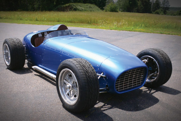 Troy Indy Special C6