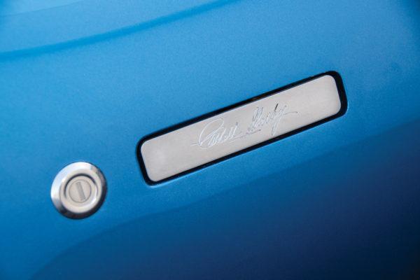 True Blue E30