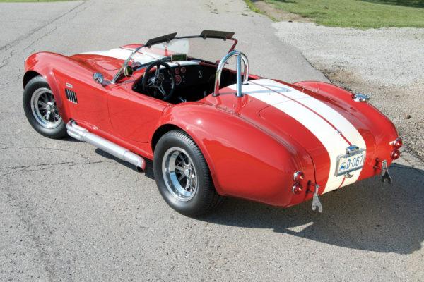 Unique Motorcars 427 Cobra 8