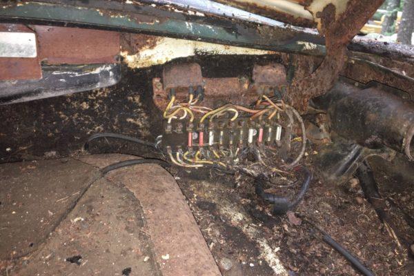 Unloved Porsche 356 8