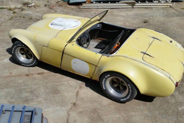 V8 Austin Healey 1