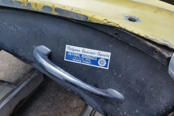 V8 Austin Healey 10
