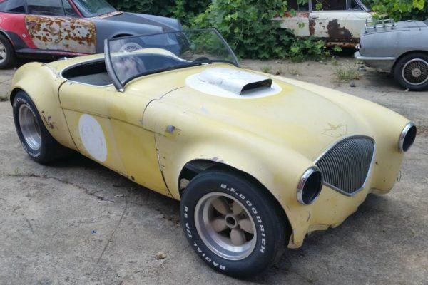 V8 Austin Healey 2