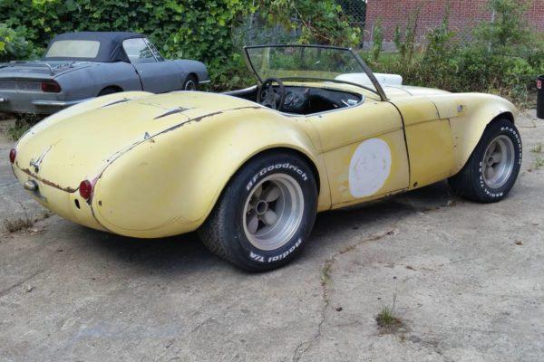 V8 Austin Healey 4