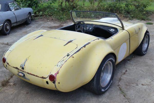 V8 Austin Healey 8