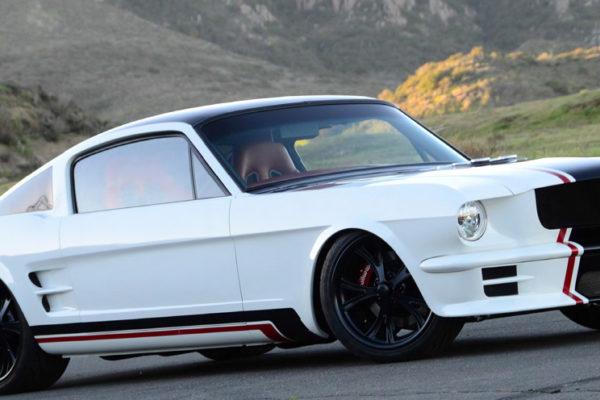 Vendetta 1965 Mustang Fastback 2
