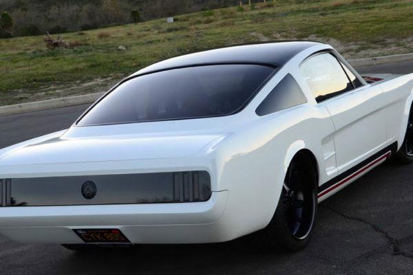 Vendetta 1965 Mustang Fastback 3