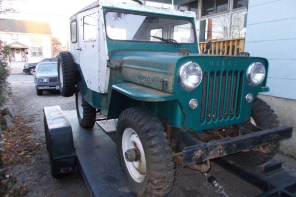 Willys Cj 3 B 4