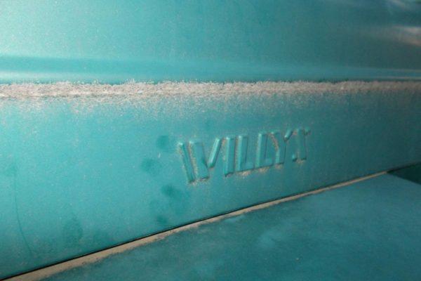 Willys Cj 3 B 6