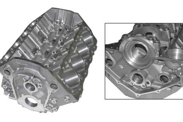 World Products Improved Small Block Engine 1