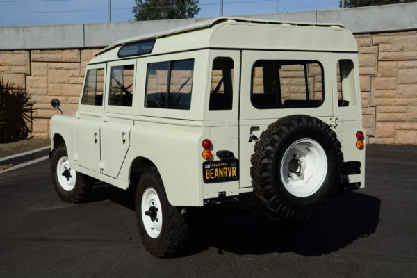 Note the double-roof design, which provides some protection and cooling from the hot desert sun.