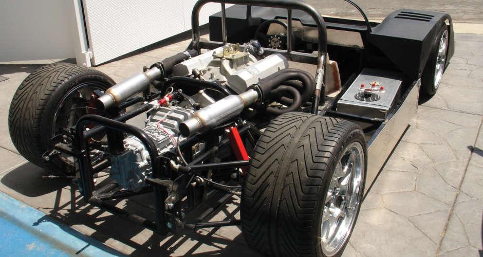 McLaren M8 F Replica A8